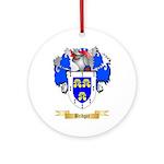 Bridger Ornament (Round)