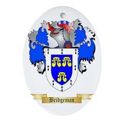 Bridgeman Ornament (Oval)