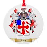 Bride Round Ornament