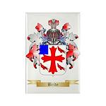 Bride Rectangle Magnet (100 pack)