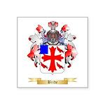 Bride Square Sticker 3