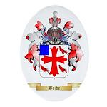 Bride Ornament (Oval)