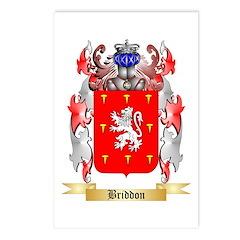 Briddon Postcards (Package of 8)