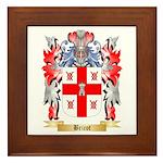 Bricot Framed Tile