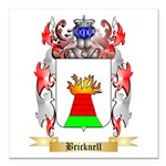 Bricknell Square Car Magnet 3
