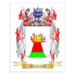Bricknall Small Poster