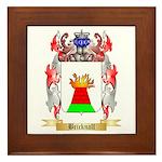 Bricknall Framed Tile