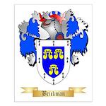 Brickman Small Poster