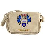 Brickman Messenger Bag