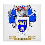 Brickman Tile Coaster