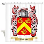 Brichan Shower Curtain
