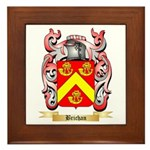 Brichan Framed Tile