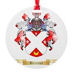 Briceson Round Ornament