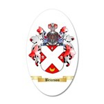 Briceson 20x12 Oval Wall Decal