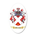 Briceson 35x21 Oval Wall Decal
