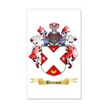 Briceson 20x12 Wall Decal