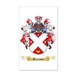 Briceson 35x21 Wall Decal