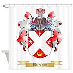 Briceson Shower Curtain