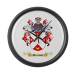Briceson Large Wall Clock