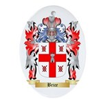 Brice Ornament (Oval)