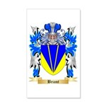 Briant 20x12 Wall Decal