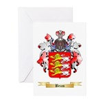 Brian Greeting Cards (Pk of 20)