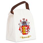 Brian Canvas Lunch Bag