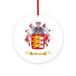 Brian Ornament (Round)