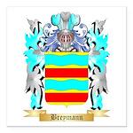 Breymann Square Car Magnet 3