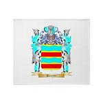 Breyer Throw Blanket