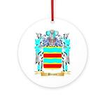 Breyer Ornament (Round)