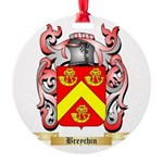Breychin Round Ornament