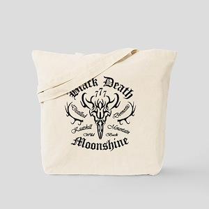 Wild Buck Moonshine Tote Bag