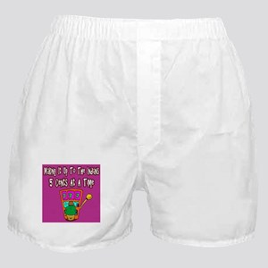 Making It Up To The Indians Boxer Shorts