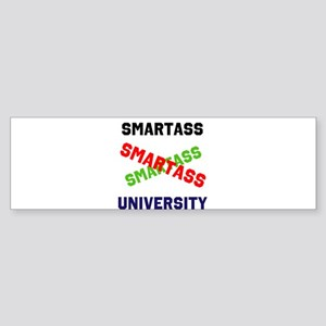 SMARTASSdesign Bumper Sticker