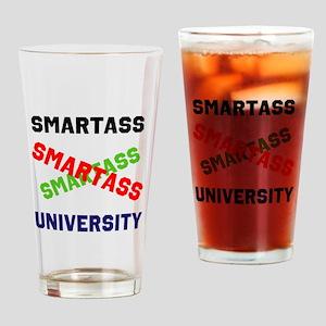 SMARTASSdesign Drinking Glass