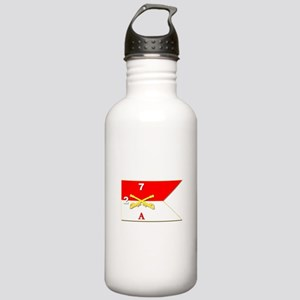 Guidon - A-2/7CAV Stainless Water Bottle 1.0L