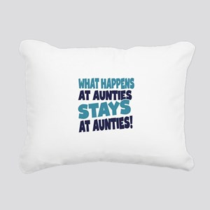 What Happens At Aunties Stays At Aunties Rectangul