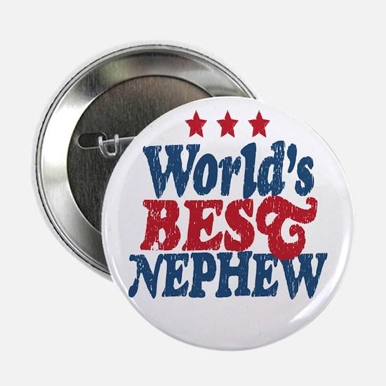 """Worlds Best Nephew 2.25"""" Button"""