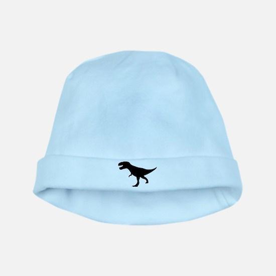 T Rex baby hat