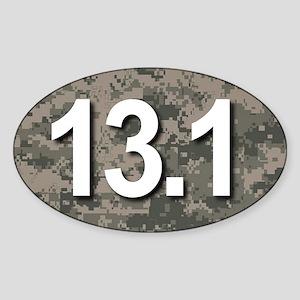Super Unique 13.1 (camo version) Sticker