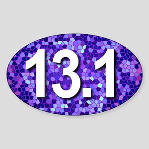 Super Unique 13.1 (purple version) Sticker