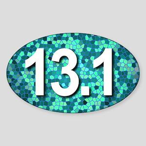 Super Unique 13.1 (teal version) Sticker
