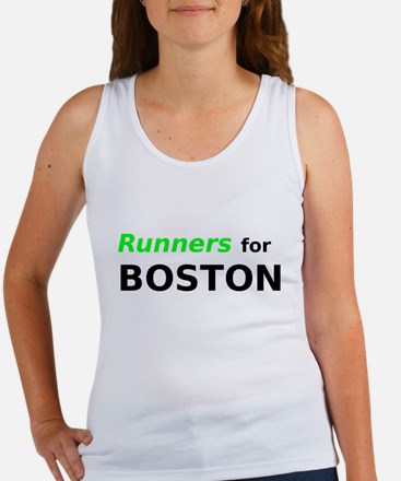 Runners for Boston Tank Top