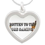 RTTC Silver Heart Necklace