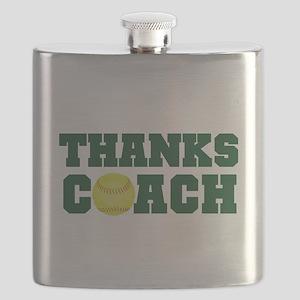 Thanks Softball Coach Flask