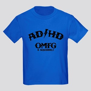 AD/HD OMFG Kids Dark T-Shirt