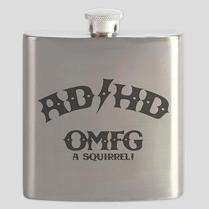 AD/HD OMFG Flask