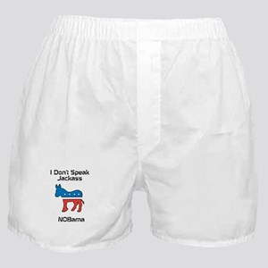 NOBAMA Boxer Shorts