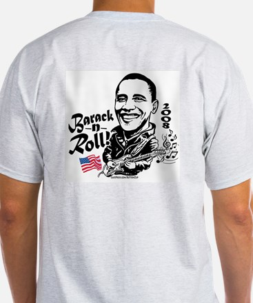 First Barack And Roll T-Shirt
